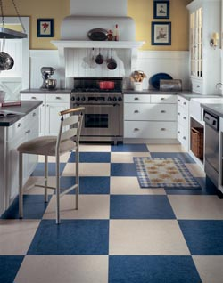 Vinyl Floor Tile In The Des Moines Area: A Beautiful, Reliable Alternative